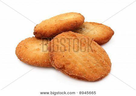 Breaded Meat