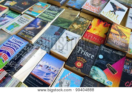 Paperback Books for Sale