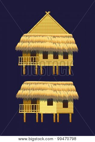 Bungalows Mini Set
