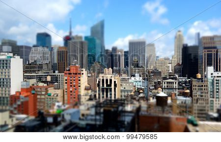 Midtown Manhattan Buildings