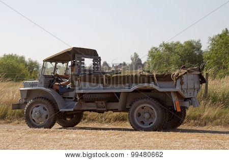 USN truck