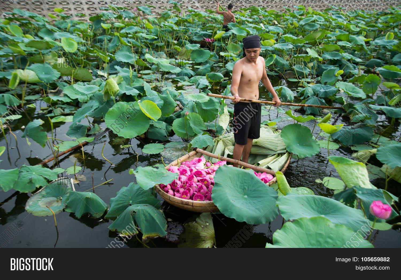 Vietnamese Young Man Image Photo Free Trial Bigstock