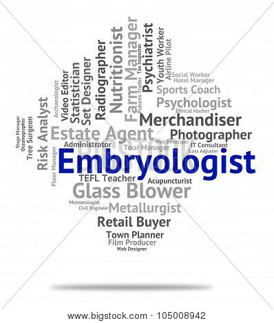 Embryologist Job Means Experts Embryologists And Hiring