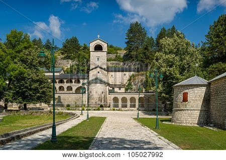 Cetinje Monastery Nativity of the Blessed Virgin Mary, Montenegro