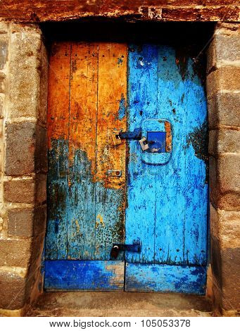 Door in Cusco