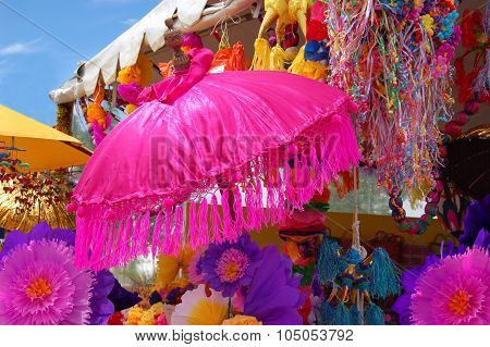 The Pink Parasol