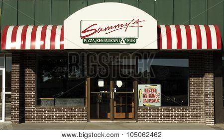 Sammy's Pizza Shop