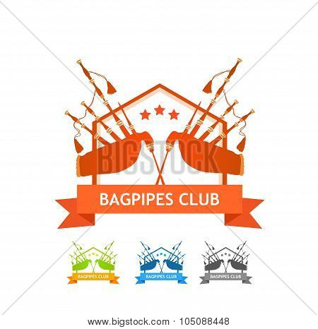 Pipers Club Logo