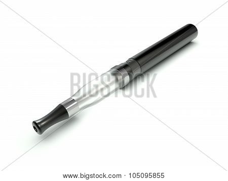 Electronic Cigarette Isolated On White Background