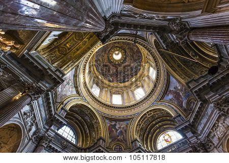 Sant Agnese In Agone Church, Rome, Italy