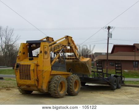 Yellow Loader