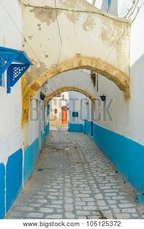 The Arched Street