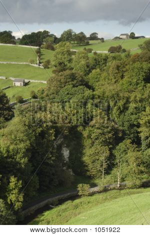 Barns Above Dovedale Iv