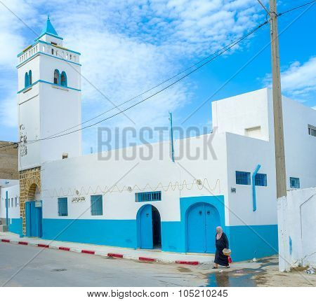The Andalusian Mosque