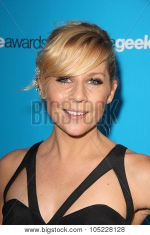 LOS ANGELES - OCT 15:  Gigi Edgley at the 2015 Geekie Awards at the Club Nokia on October 15, 2015 in Los Angeles, CA