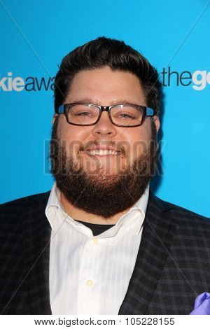 LOS ANGELES - OCT 15:  Charley Koontz at the 2015 Geekie Awards at the Club Nokia on October 15, 2015 in Los Angeles, CA