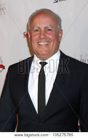 LOS ANGELES - OCT 17:  Peter R Repovich at the  LAPD Eagle & Badge Foundation Gala at the Century Plaza Hotel on October 17, 2015 in Century City, CA
