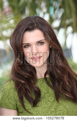 CANNES, FRANCE - MAY 17: Actress Rachel Weisz attends the Agora Photo Call at the Palais des Festivals during the 62nd Annual Cannes Film Festival on May 17, 2009 in Cannes, France