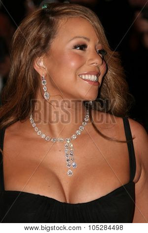 CANNES - MAY 15:Mariah Carey attends the 'Precious' Premiere at the Grand Theatre Lumiere during the 62nd Annual Cannes Film Festival on May 15, 2009 in Cannes, France.
