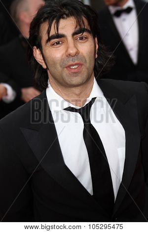 CANNES, FRANCE - MAY 17: Fatih Akin   attends the 'De Rouille et D'os' Premiere during the 65th  Cannes Film Festival at Palais des Festivals on May 17, 2012 in Cannes, France.