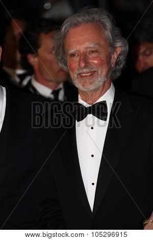 CANNES, FRANCE - MAY 25: Philip Kaufman attends the 'Hemingway & Gellhorn' Premiere during the 65th  Cannes Film Festival at Palais des Festivals on May 25, 2012 in Cannes, France.