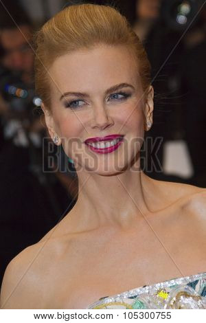 CANNES, FRANCE - MAY 15: Nicole Kidman attends  'The Great Gatsby' Premiere during the 66th Annual Cannes Film Festival at the Theatre Lumiere on May 15, 2013 in Cannes, France.