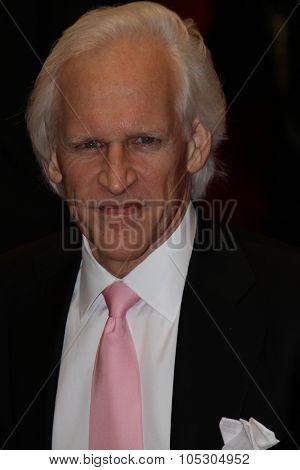 BERLIN, GERMANY - FEBRUARY 08: Robert Edsel attends 'The Monuments Men' premiere during 64th Berlinale International Film Festival at Berlinale Palast on February 8, 2014 in Berlin, Germany.