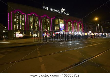 BERLIN, GERMANY - FEBRUARY 12: Friedrichstadt Palast  premiere during 64th Berlinale Festival at Friedrichstadt-Palast on February 12, 2014 in Berlin, Germany.