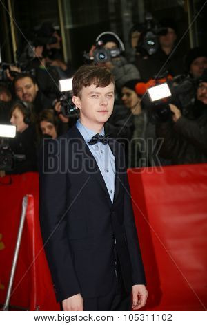 BERLIN, GERMANY - FEBRUARY 09: Dane DeHaan attends the 'Life' premiere during the 65th Berlinale International Film Festival at Zoo Palast on February 9, 2015 in Berlin, Germany.