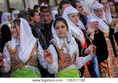 Bulgaria Ribnovo Pomak Wedding