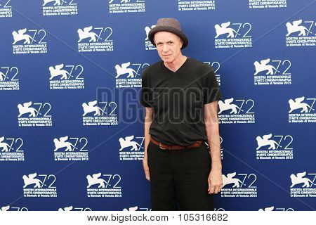 VENICE, ITALY - SEPTEMBER 08: Tom Noonan during the 72th Venice Film Festival 2015 in Venice, Italy