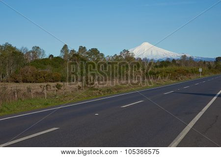 Volcanos of Chile