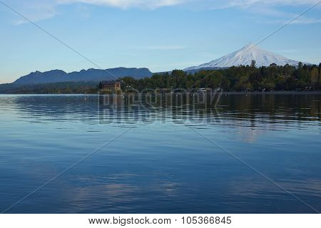Lakes and Volcanos of Chile