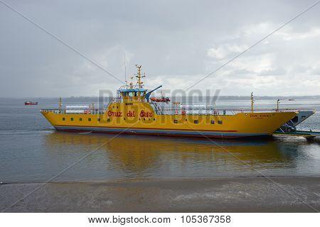 Ferry to Chiloe