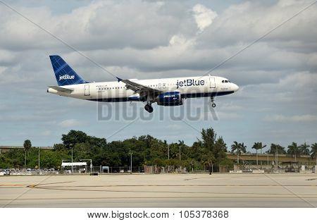 Jetblue Airbus A-320