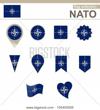 Nato Flag Collection