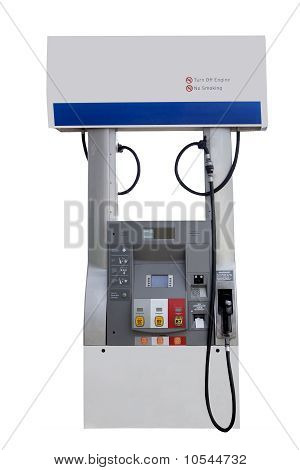 Fuel Pump Station