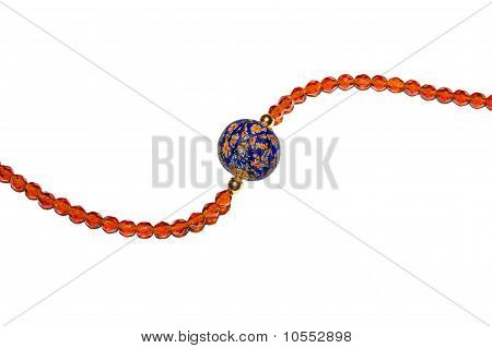 beads with pendant