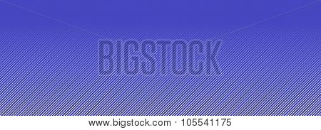 Background With Color Transition From Diagonal Stripes Blue White