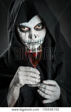 dead bride Halloween masquerade