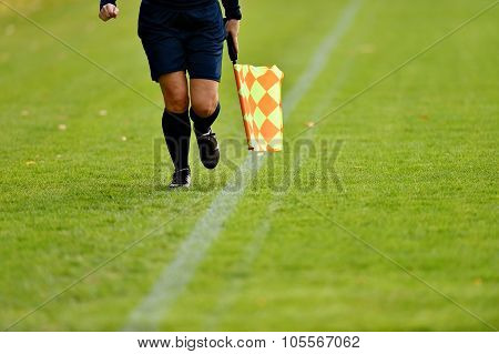 Soccer Assistant Referee