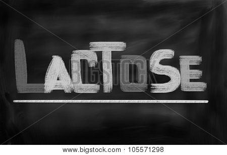 Lactose Concept