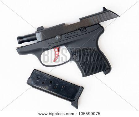 Gun Safety, .380 Pistol
