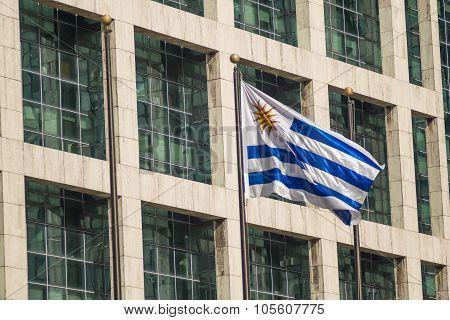 Montevideo Presidential Building