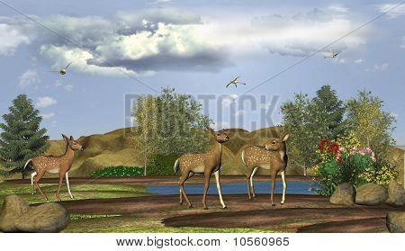 Deerest Adventure