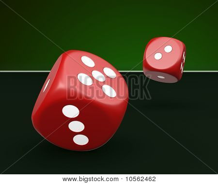 two dices