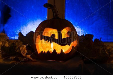 Photo For A Holiday Halloween, The Embittered Pumpkin