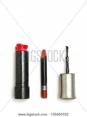 make-up used