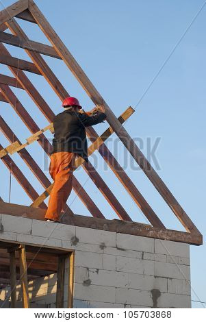 Roof Truss System