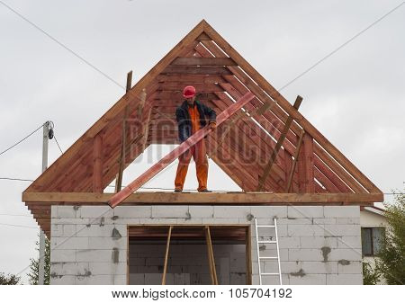 Installation Of Roof System